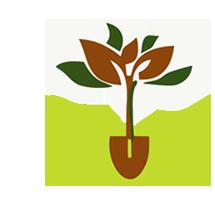 Raritäten Gärtnerei - Garten Jan-Logo